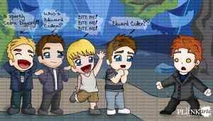 McFly Meets Edward Cullen by plancarte