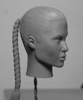 1:6 scale Angelina Jolie03 by Indigenous-BJ
