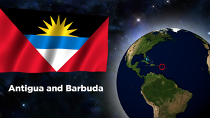 Flag Wallpaper - Antigua and Barbuda by darellnonis