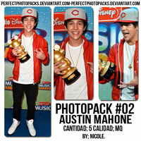 #Photopack Austin Mahone #02. by PerfectPhotopacks