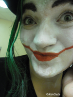 Kiss me, I'm the Joker by Orkidoclaste