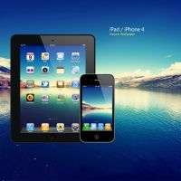iPad, iPhone Nature Wallpaper by Martz90