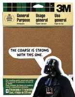 Darth Sandpaper by zunedor