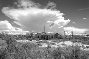 Ghost town, Kent TX (1) by momentspause