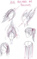 hair guides by crisscrossrain