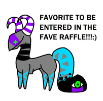 Ex-per Fave Raffle1:  CLOSED by Birdie-Adopts