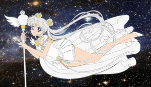 Sailor Cosmos by StarGurl44