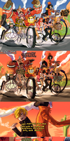 The Biker Life by CodeNameZimbabwe