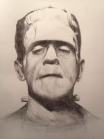 Frankenstein Monster by chrisbrown55