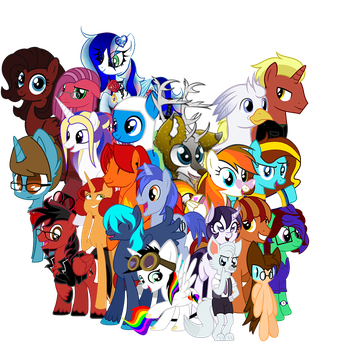 My Heroes by Rictor1999