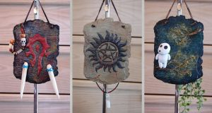 Fandom door plaques by Kudrel-Cosplay