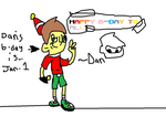 Happy Birthday To All by Dan23234