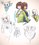 Drawpile Session by Ootani-kun