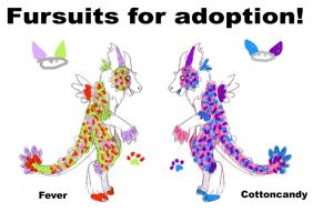 Jumble Dragons still for Adoption by LilleahWest