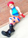 Cammy White blue 2 by AlisaKiss