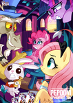 We're all mad here - Galaconprint 2014 by pepooni