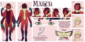 March Reference by VENXIA