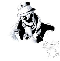 Rorschach by DragonKeeper333