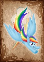 MLPC - Rainbow Dash by SkyHeavens
