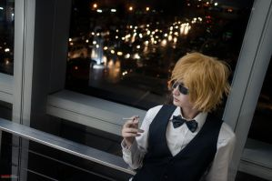 Shizuo's other side by Chunwx42