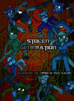 Stolen Generation Fan Frontcover by MikeOrion