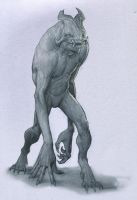 Tall Troll by Mavros-Thanatos