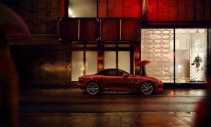 jaguar f-type by Lunox-baik