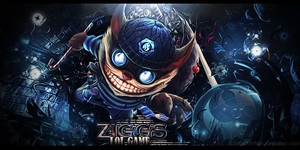 Ziggs by Azathoth-N