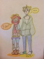 Sock and Jonathan by Bassy4ever11