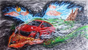 Dodge Dart-the power change everything by Ferrus-Aquila