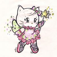 Hello Kitty by CandyArtist