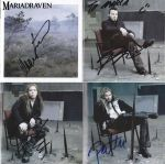 Apocalyptica autographs by MariaDraven