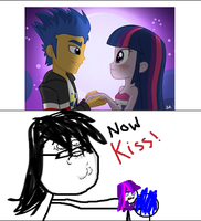 my reaction to equestria girls by myimagination99
