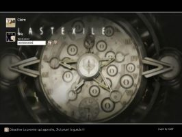 Last Exile Logon - Clock 2 by walaf