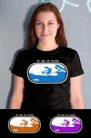 My way of flying t-shirt edl by EDLdesign