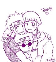 Team 8 is love by crykat
