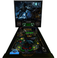 Aliens Legacy  - Pinball Game by SLAMT1LT