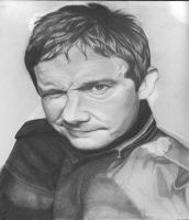 Martin Freeman: Update 6 by sparrowsong83