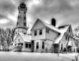 Milwaukee Lighthouse by jmotes