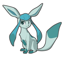 Glaceon by nirac