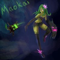 Maokai the Twisted Treant by darksen