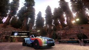 TrackMania 2 - Rainbow in the Forest by Cody-Maverick
