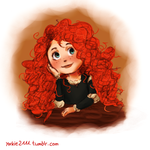 Merida by The-Colour-of-Sand96