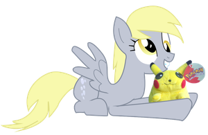 Derpy Hooves' Fave Toy by RadSpyro