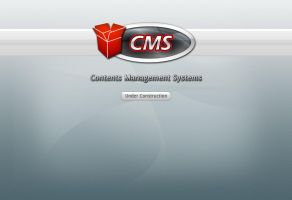 CMS Business Coming Soon Page by ImmoRtalMedia