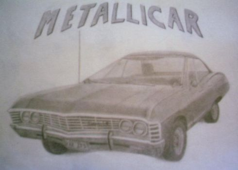 ..Metallicar by Supernatural28 by CWSupernatural