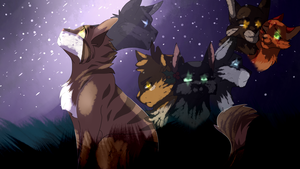 Leafpool Satisfied MAP Fan-Art by Eyeofthemoon17