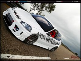 Honda Civic Type-R Chargespeed by speedmans