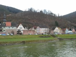 Along the Rhine by celtic2pict