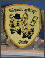 Fredbear's Family Diner Patch by Reckless-Royalty